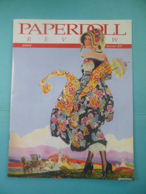 Image for Paperdoll Review Magazine Issue 33 (2004)