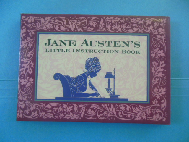 Image for Jane Austen's Little Instruction Book
