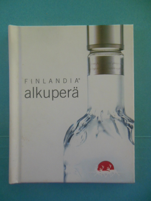 Image for Advertising Finlandia Alkupera (Vodka, 2007)