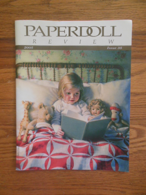 Image for Paperdoll Review Magazine Issue 35, 2005