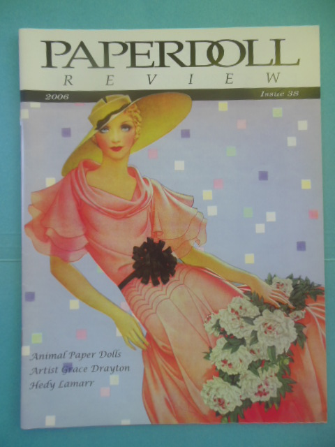 Image for Paperdoll Review Issue 38, 2006