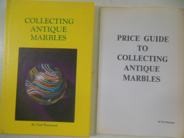 Image for Collecting Antique Marbles and Price Guide To Collecting Antique Marbles (1970)