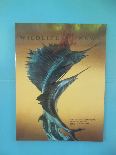 Image for Wildlife Art News (March/April, 1988)