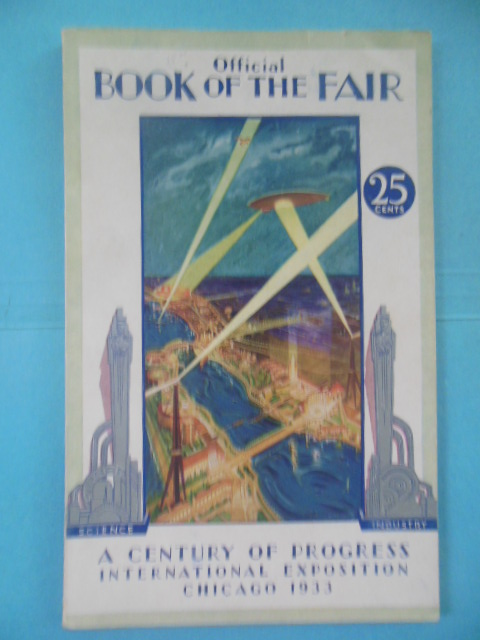 Image for Official Book of the Fair: A Century of Progress International Exhibition Chicago 1933