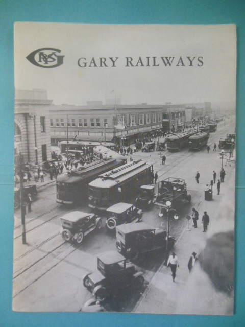 Image for Gary Railways (1975)