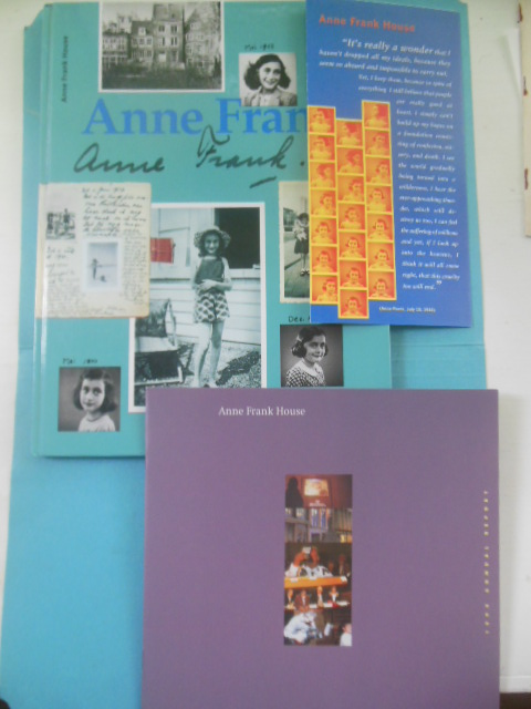 Image for Anne Frank (two ephemera items laid-in)