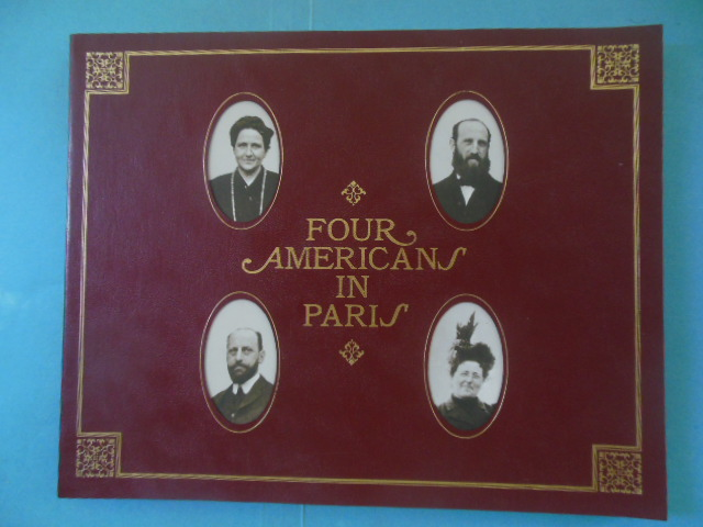 Image for Four Americans In Paris:The Collections of Gertude Stein And Her Family (1970)