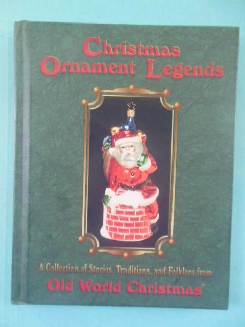 Image for Christmas Ornament Legends: A Collection of Stories, Traditions and Folklore