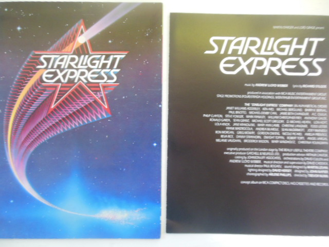 Image for Starlight Express Theater Souvenir (1987)