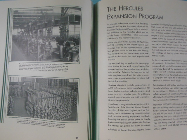 Image for The Hercules Heritage: Hercules Motor Corporation (Volume I, No. 1)