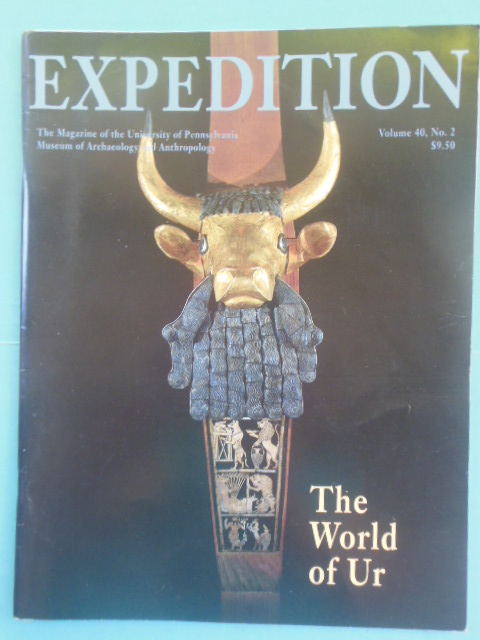 Image for Expedition Magazine: The World of Ur, 1998