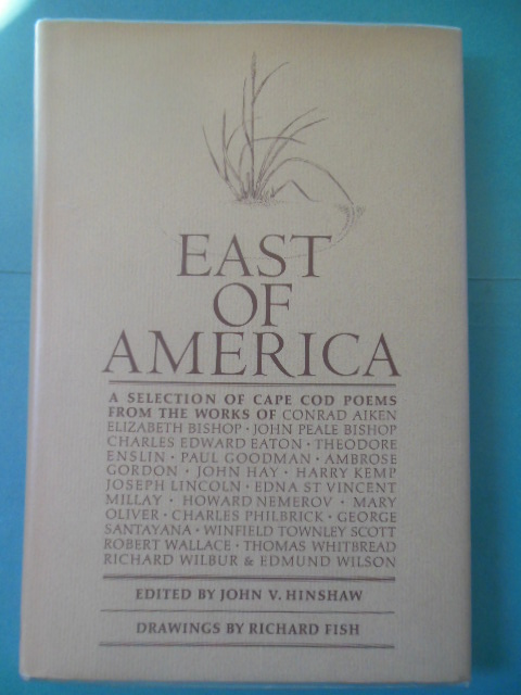 Image for East of America: A Selection of Cape Cod Poems, 1969.