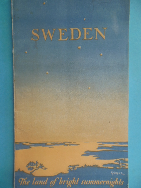 Image for Sweden The Land of Bright Summernights 1928