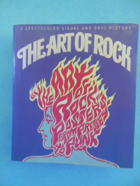 Image for The Art of Rock: Posters From Presley To Punk 1987