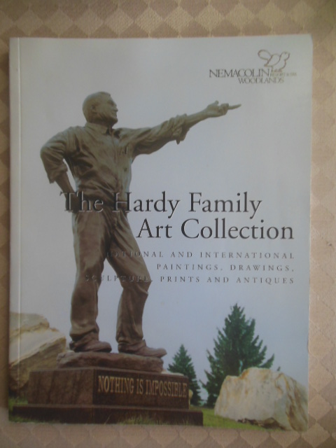 Image for The Hardy Family Art Collection: National Paintings, Drawings, Sculpture, Prints and Antiques (Volume III, 2000)