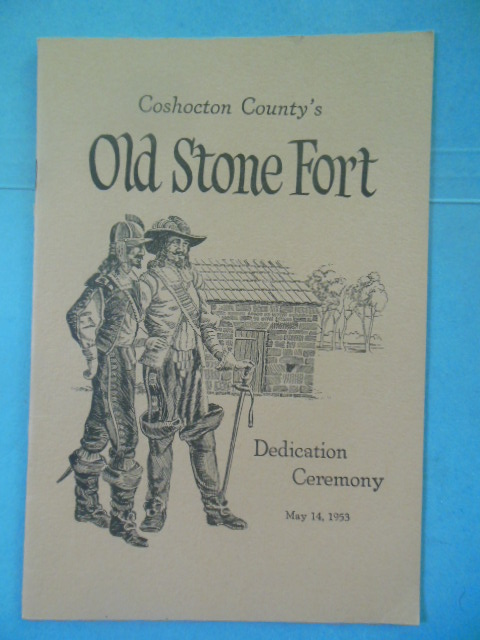 Image for Coshocton County's Old Stone Fort Dedication Ceremony May 14, 1953