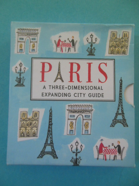Image for Paris: A Three-Dimensional Expanding City Guide--2012