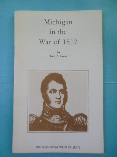 Image for Michigan in the War of 1812