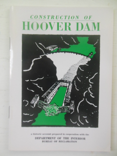Image for Construction of Hoover Dam