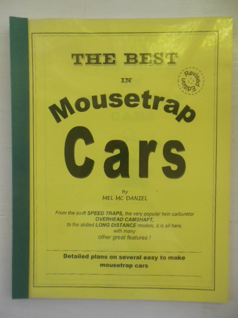 Image for The Best in Mousetrap Cars