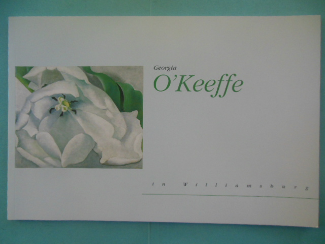 Image for Georgia O'Keeffe In Williamsburg