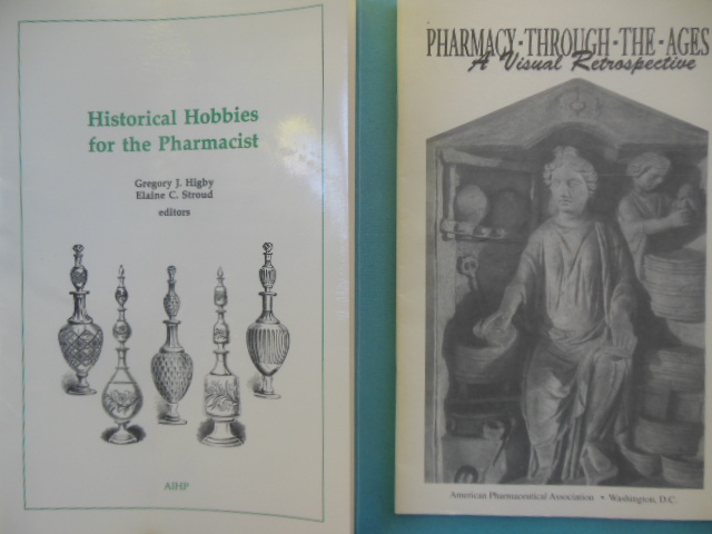 Image for Historical Hobbies For the Pharmacist; Pharmacy Through the Ages.