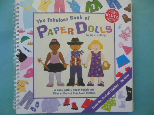 Image for The Fabulous Book of Paper Dolls