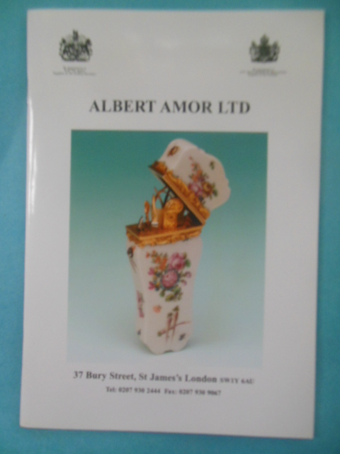 Image for Albert Amor LTD Summer Exhibition 2003