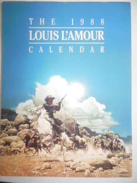 Image for The 1988 Louis L'Amour Calendar