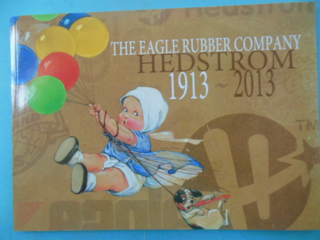 Image for Hedstrom The Eagle Rubber Company 1913-2013