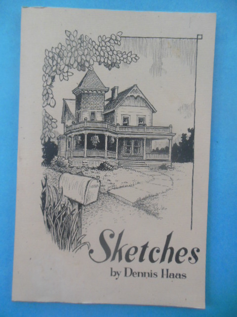 Image for Sketches by Dennis Haas