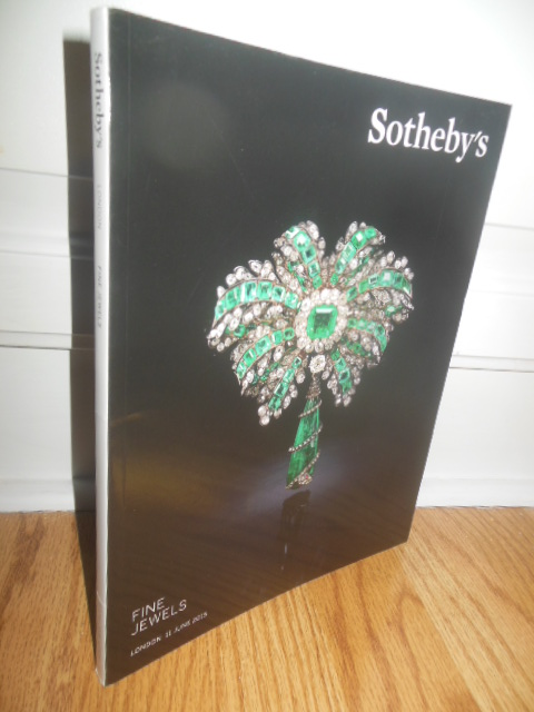 Image for Sotherby's  Fine Jewels 11 June 1015  Auction Catalog