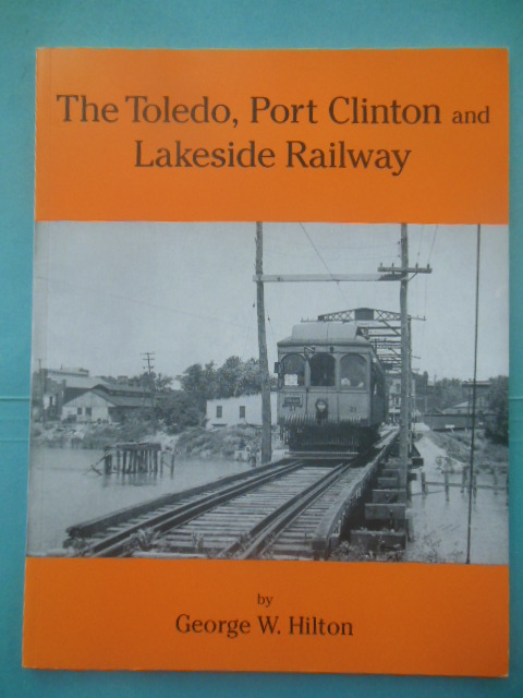Image for The Toledo, Port Clinton and Lakeside Railway 1997