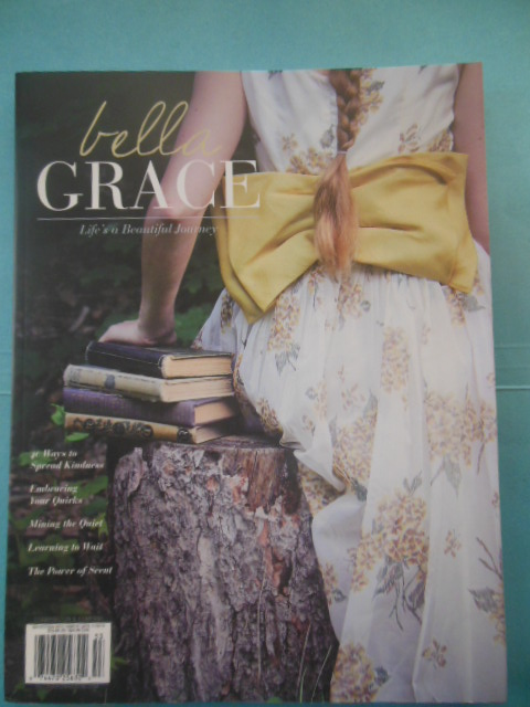Image for Belle Grace Magazine; Life Is A Beautiful Journey; Autumn 2015
