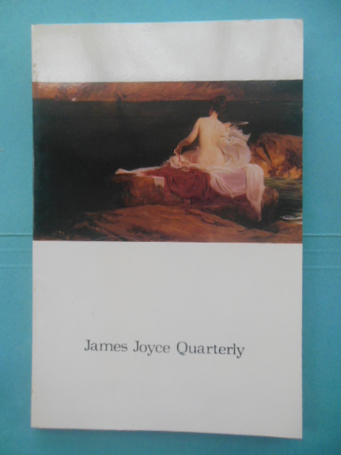 Image for James Joyce Quarterly Spring 1991