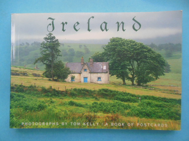 Image for Ireland Photographs by Tom Kelly; A Book of Postcards 1996