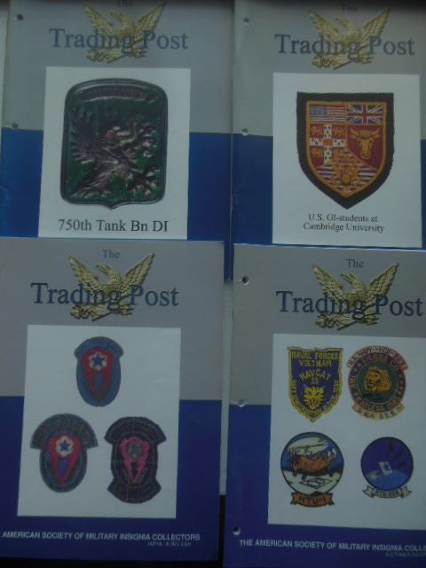 Image for The Trading Post 2001 (4 Issues, Full Run and Nesletter)