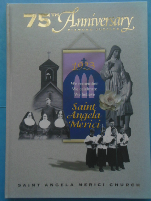 Image for 75th Anniversary Saint Angela Merici Church, Fairview Park, Ohio