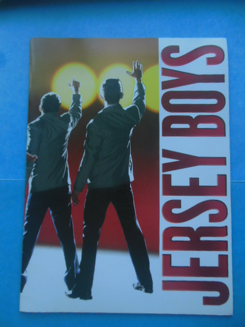 Image for Jersey Boys Souvenir; The Four Seasons and Frankie Valli 2005