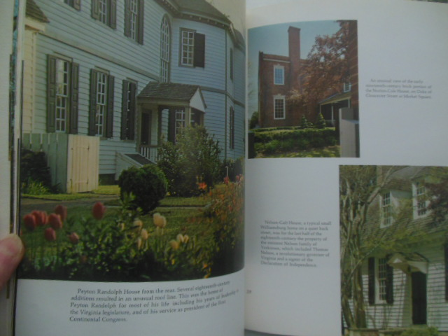 Image for Legacy From the Past; A Portfolio of Eighty-eight Original Williamsburg Buildings --1975
