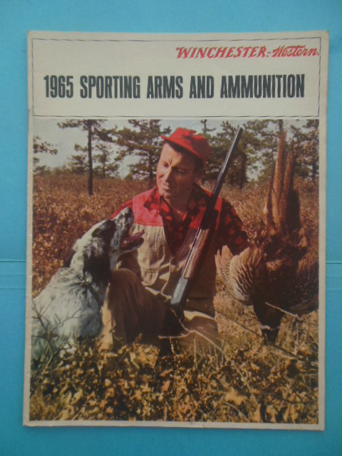 Image for Winchester-Western 1965 Sporting Arms and Ammunition