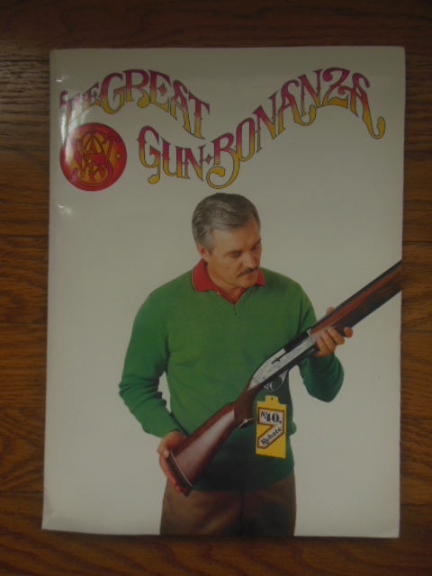Image for Winchester-Wesson The Great Gun Bonanaza Promotional Package  1983