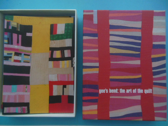 Image for Gee's Bend: The Art of the Quilt -- 20 Art Greeting Cards with Envelopes in Original Box