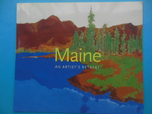 Image for Maine an Artist's Retreat 2011