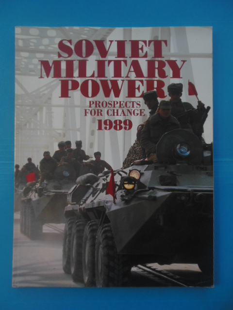 Image for Soviet Military Power Prospects For Change 1989 (SIGNED by Congressman John F. Seiberling)