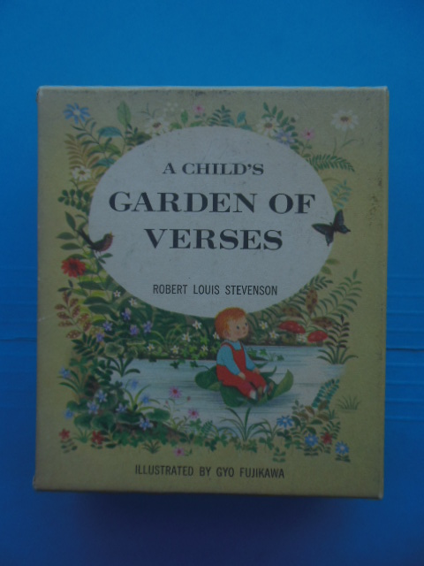 Image for A Child's Garden of Verses 1964. Three Little Books in a Slipcase)\