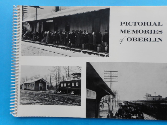 Image for Pictorial Memories of Oberlin
