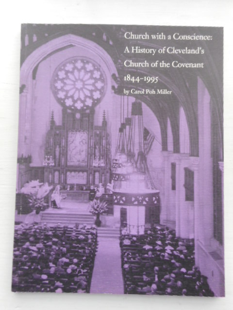 Image for Church With A Conscience: A History of Cleveland's Church of the Convenant 1844-1995
