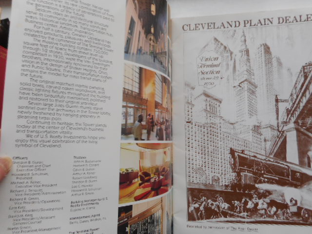 Image for The Tower; Golden Anniversary of the Cleveland Terminal Tower 1980