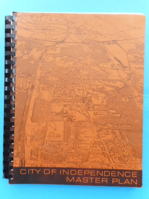 Image for City of Independence Master Plan 1968